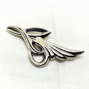 Jewelry - Sterling Silver Abstract Pin